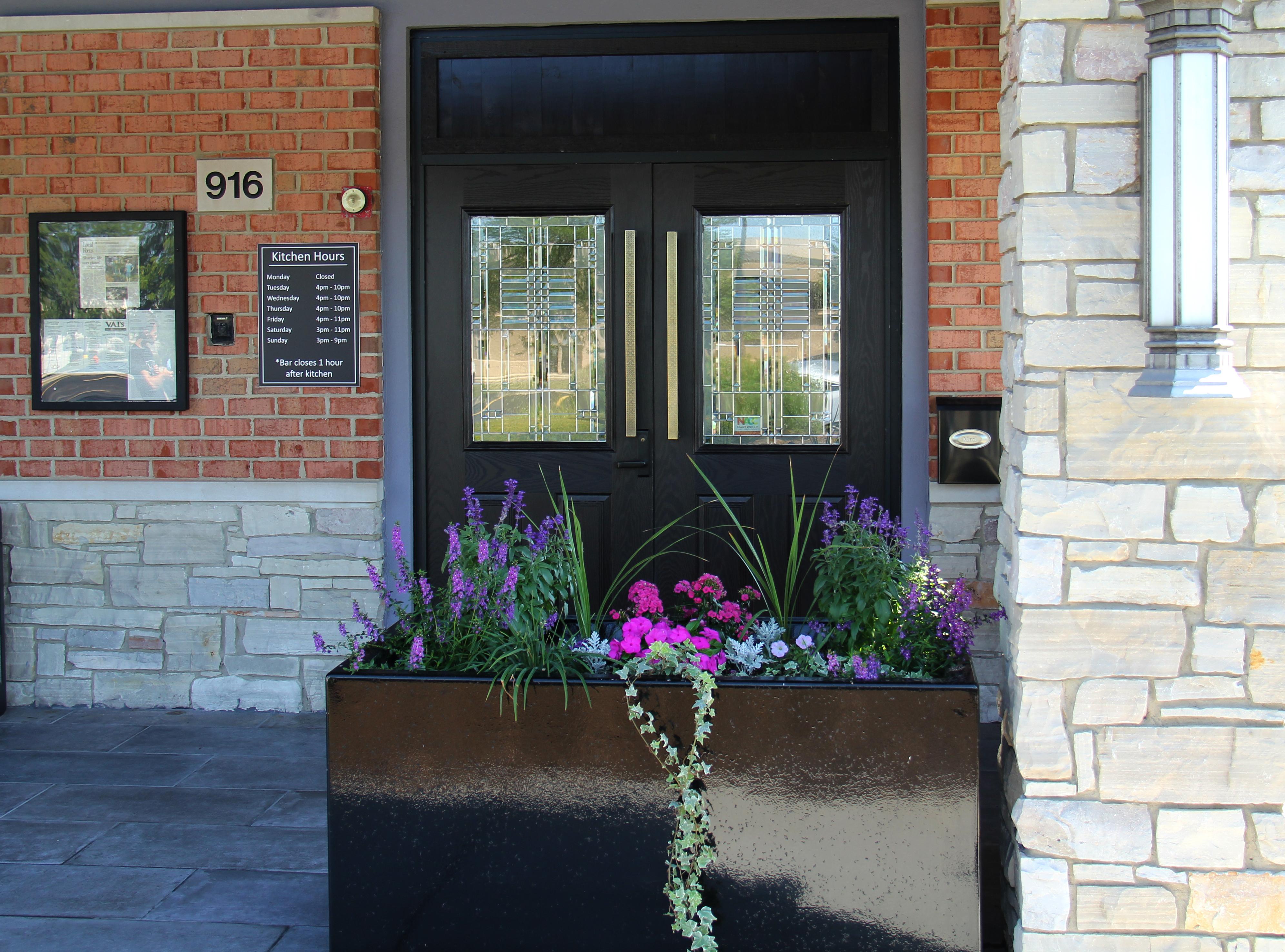 VAI's Naperville Entrance