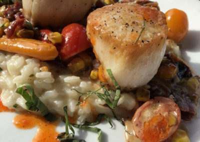 VAI's Naperville Scallops (Daily Specials)