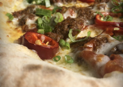 Short Rib Pizza