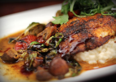 Blackened Corvina - VAI's Daily Specials