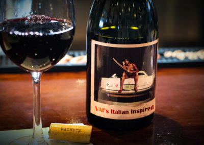 VAI's Italian Inspired Wine Bar