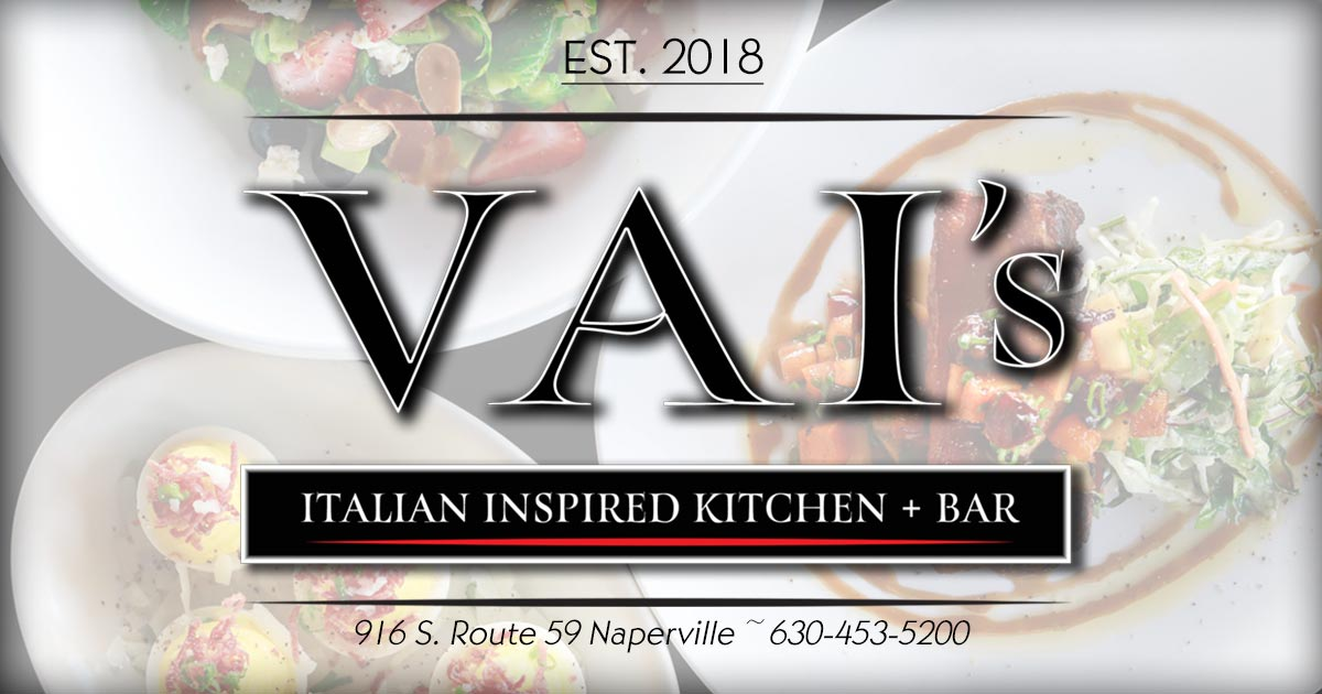 VAI's Italian Inspired Kitchen + Bar - American Restaurant